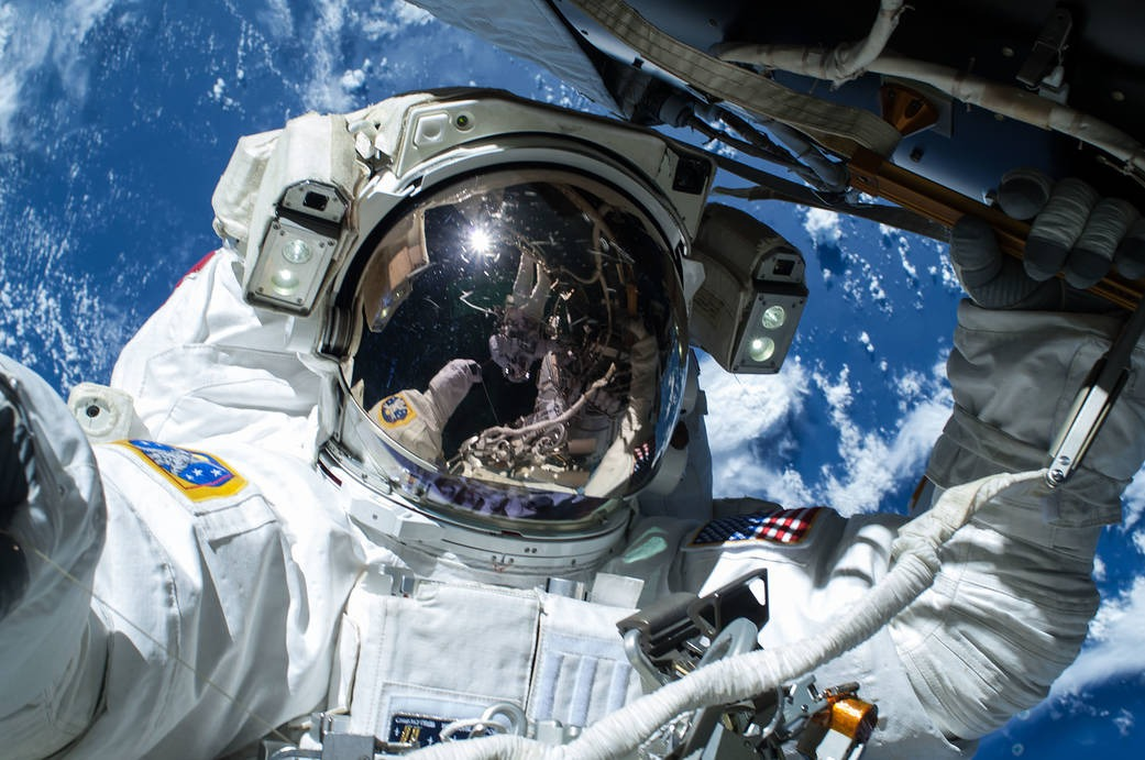 32 Out Of This World Space Photos From NASA