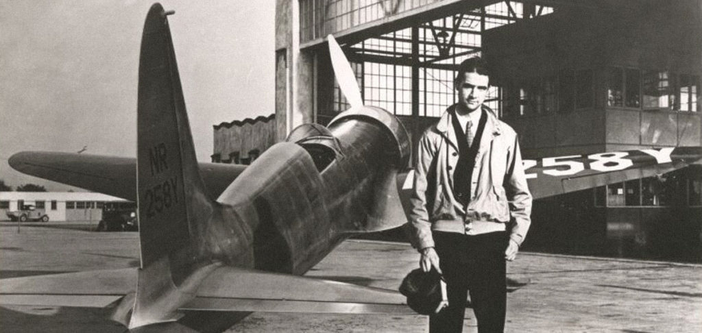The Eccentric Life of Billionaire Howard Hughes
