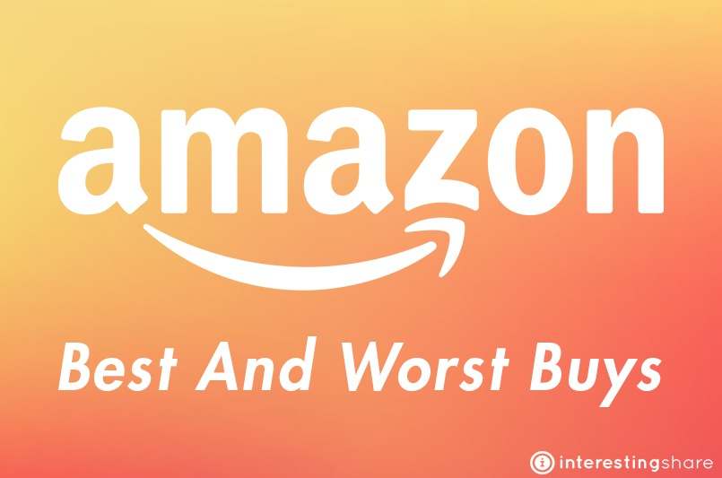 Check Out the Best & Worst Amazon Buys