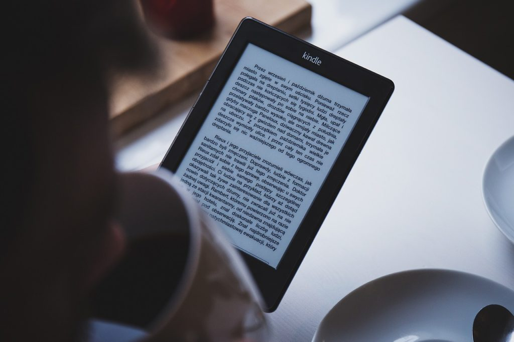 Reading can help you sleep faster